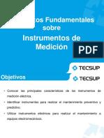 Instrumentos de Medida TECSUP