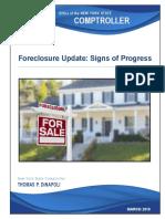 Foreclosure Update
