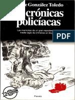 20 Crónicas Policíacas