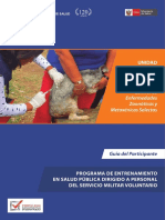 Capacitacion Salud Publica