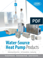 Water-Source Heat Pump Products