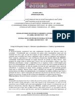 EXTRATIVISMO DE PFNMS NA RESERVA EXTRATIVISTA GUARIBA ROOSEVELT - MT