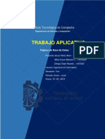 TRABAJO APLICATIVO - BASE DE DATOS DISTRIBUIDA.docx