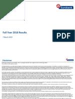 4q2018 Results Presentation (1)
