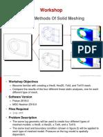 Various Methods of Solid Meshing.pdf