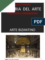 06 - Fichas Arte Paleocristiano y Bizantino