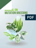Manual on MUTATION BREEDING FAO