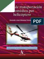 Manual de Transportacion Aeromedica Por Helicoptero