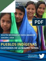 Boletin Fao El Salvador 2018