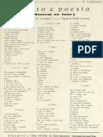 Alcantara-Rodriguez Choro Poesia (Outubro 1929)