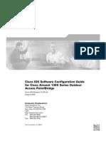 Cisco IOS Software Configuration Guide for Cisco Aironet 1300
