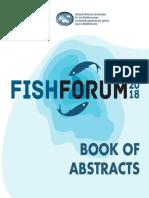 Fish forum 2018 FAO