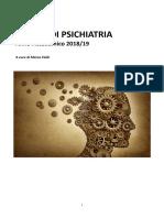Sbobinature psichiatria