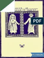 Cartas de Abelardo y Eloisa - Pedro Abelardo