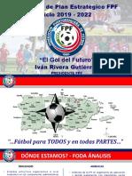 Resumen Plan Estrategico 2019-2022