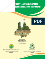 Agroforestry - A Viable Option for Crop Diversification in Punjab in English