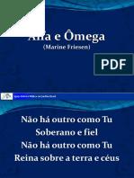 Alfa e Ômega - Marine Friesen