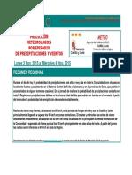 Meteo CastillayLeón 021115