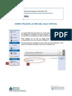 Tutorial Como Utilizar La Wiki Del Aula Virtual