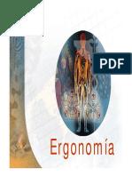 Presentación de ERGONOMIA Para SHA de Vzla