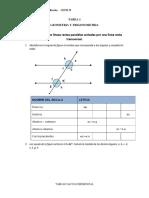 Tarea 1 Geometria y Trigonometria