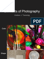 elements of photography - andrew toensing