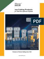Brochure Plasma Cutting Products En