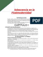 ADOLESCENTES Y POSTMODERNIDAD.doc