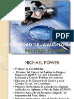 Doctor Saul La Sociedad de La Auditoría
