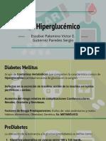 Sx. Hiperglucémico