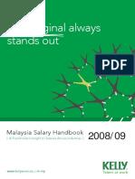 Salary Guide Malaysia 2008