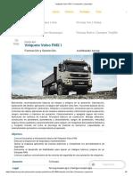 Volquete Volvo FMX I_ Formación y Operación