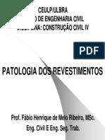 Patologia Dos Revestimentos 2