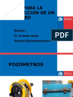 MANUAL PARA LA CONSTRUCCION DE UN POZOMETRO