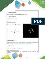 Estructuras químicas ambientales