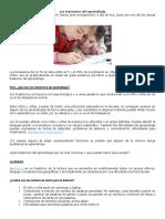 Los trastornos del aprendizaje.docx