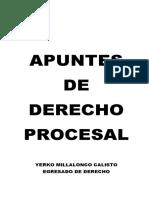 APUNTES DE DERECHO PROCESAL I.docx