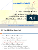 1.2a Temel Elektrot Sistemleri-Birinci Bolum