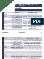 Precios Maximos de Venta de Medicamentos Marzo 2015