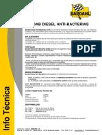 Diesel Antibacterias Ft