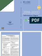 NRC Information Digest 2018-2019.pdf