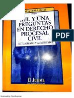 María Cerra Ortiz - Mil y una preguntas en Derecho Procesal Civil.pdf