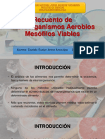 Recuento de Microorganismos Aerobios Mesófilos Viables-CORREGIDO