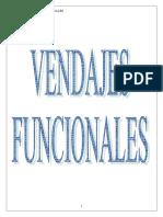 vendajes funcionales