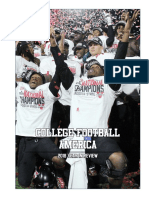 College Football America 2018 Season Review Division II Cover