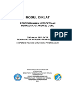 Refleksi-modul endang - KB 1, 2, 3.docx