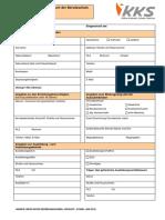 Anmeldeformular BS 2012