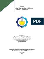 Panduan Abdimas Dana Lokal ITS 2019