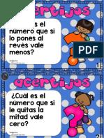 Acertijos Faciles de Matematicas Para Ninos de Primaria 1 11