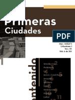 Alfredo AD6475 Primeras Ciudades